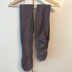 Brand new lululemon yoga long socks